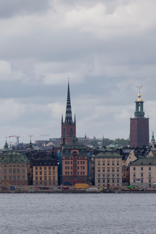 Stockholm From Crown Princess