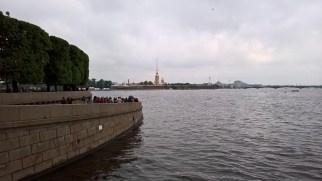 Vasilyevsky Island View