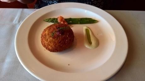 Crown Grill Food