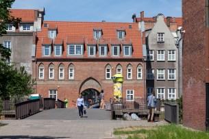 Gdańsk, Brama Krowia