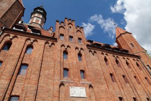 Gdańsk Brama Chlebnicka