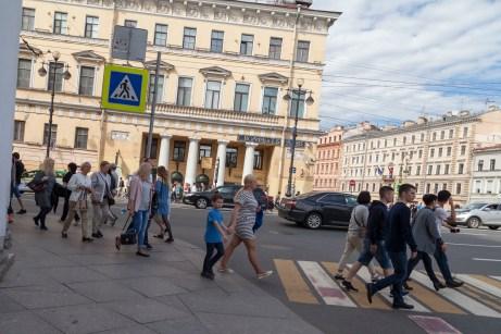 Nevsky Prospect Walk