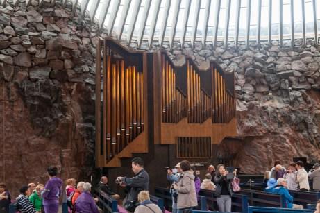 Temppeliaukion Organ