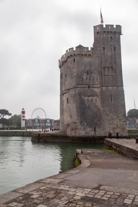 Tour Saint-Nicolas From Tour De La Chaine