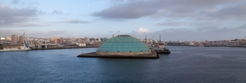 A Coruna Coal Dome