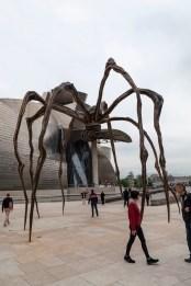 Maman, Guggenheim Museum
