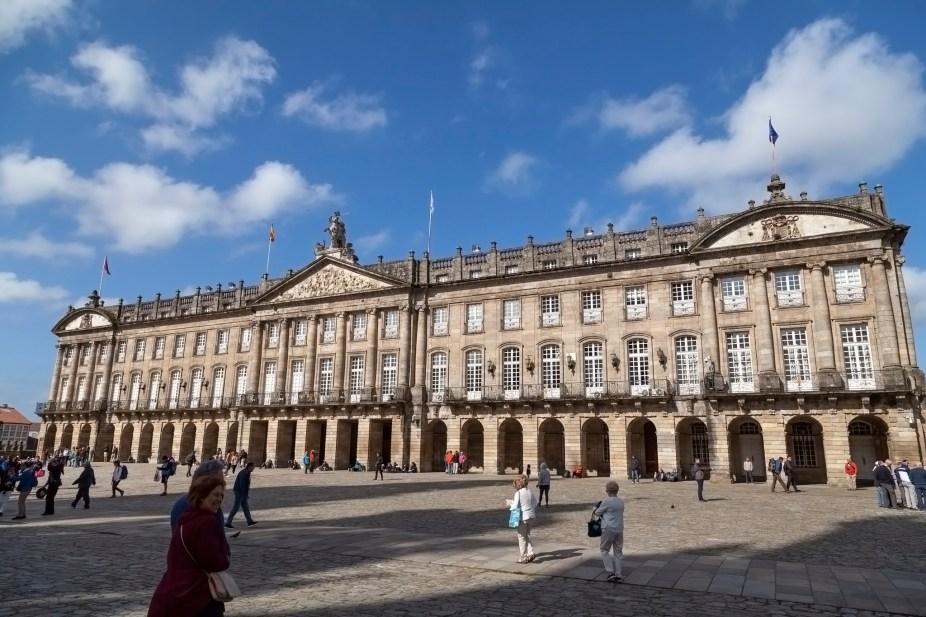 City Hall, Praza do Obradoiro