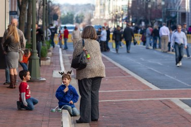People, Reston, Virginia