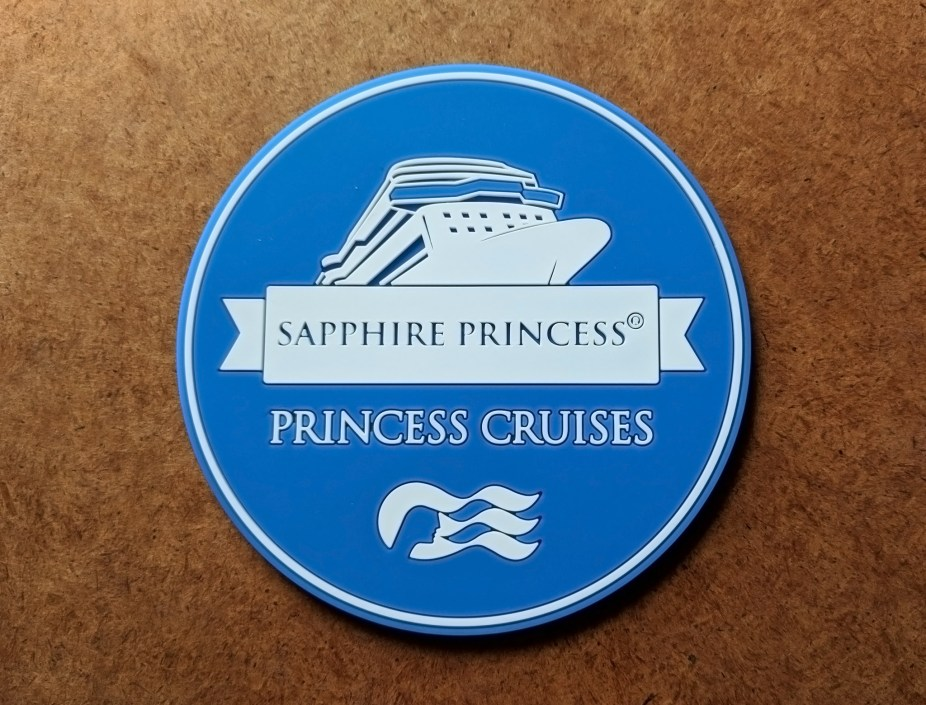 Sapphire Princess Coaster
