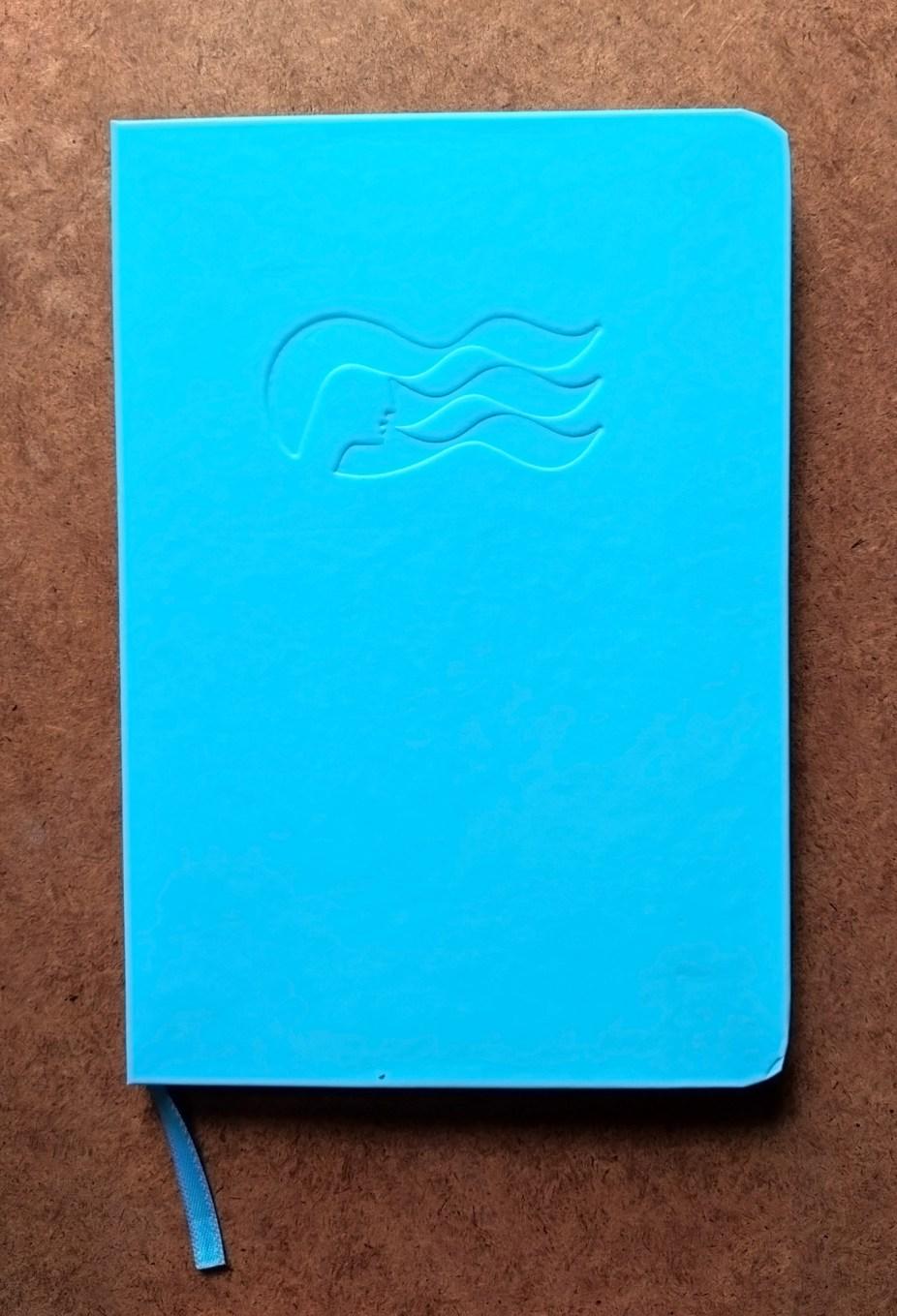 Sapphire Princess Notebook
