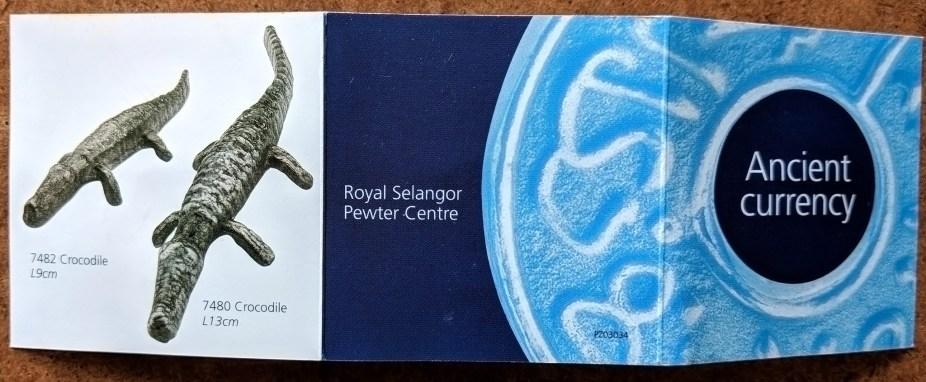Royal Selangor Coin Information