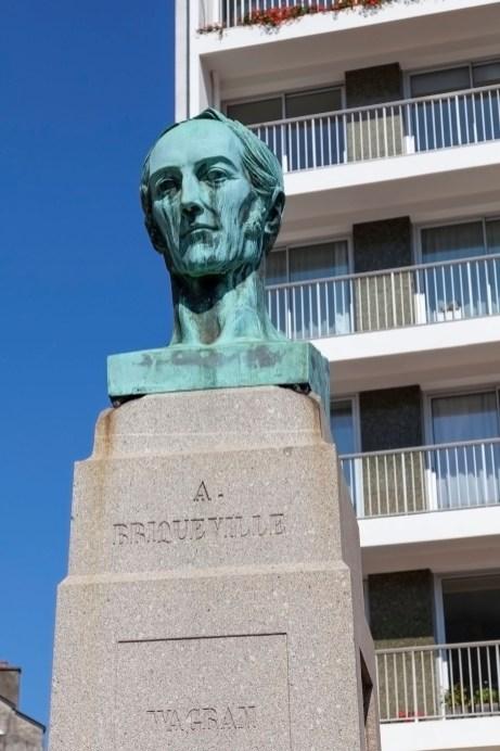 Bricqueville Monument
