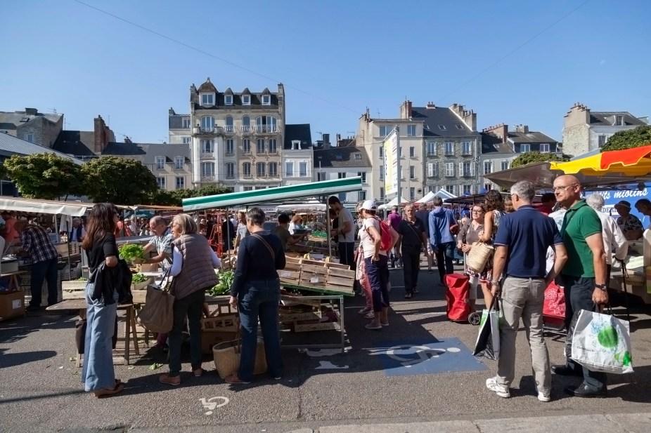 Cherbourg Market