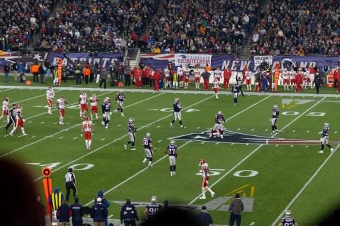 Patriots, Chiefs, Gillette Stadium