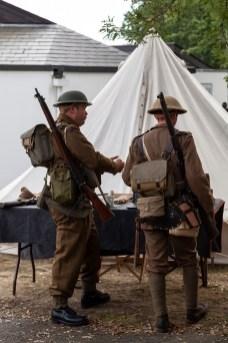 War Reenacters