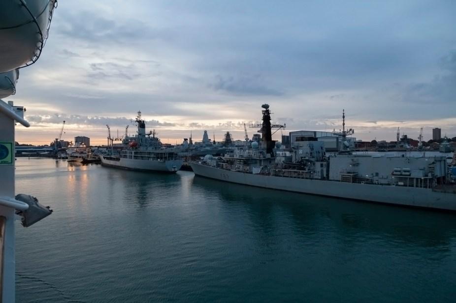 Naval Dockyard, Portsmouth