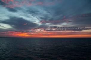 Dawn, Solent, Southsea, Portsmouth