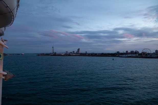 Portsmouth, Dawn