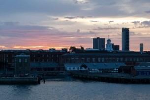 Dockyard, Dawn