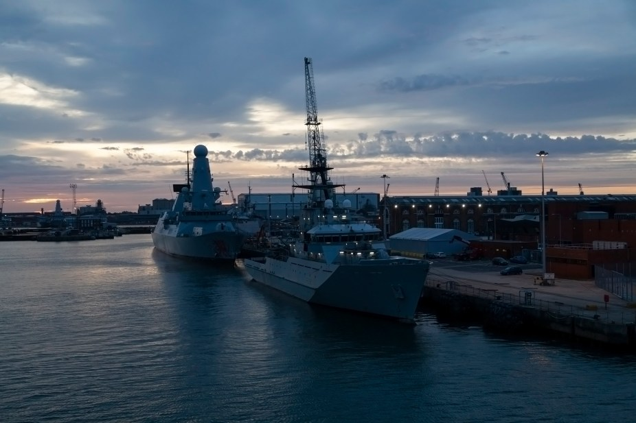 Royal Navy Dockyard, Portsmouth