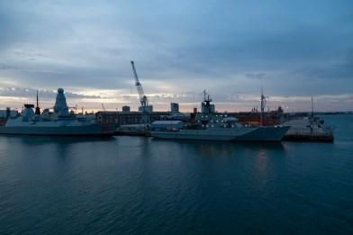 Royal Navy Dockyard, Portsmouth