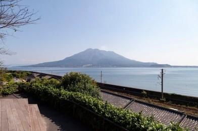 View To Sakurajima