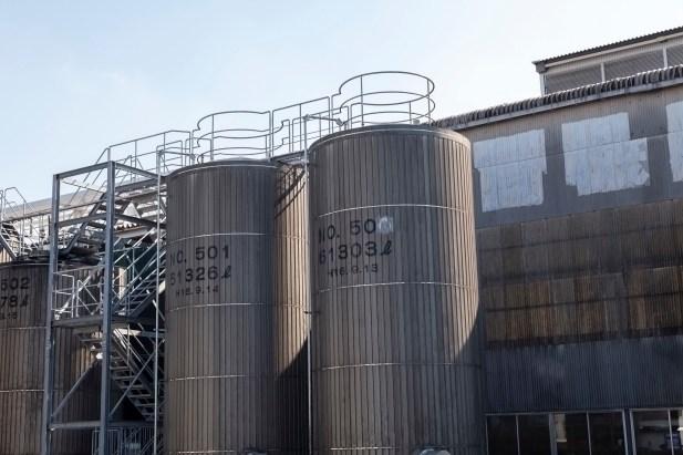 Shochu Distillery Location
