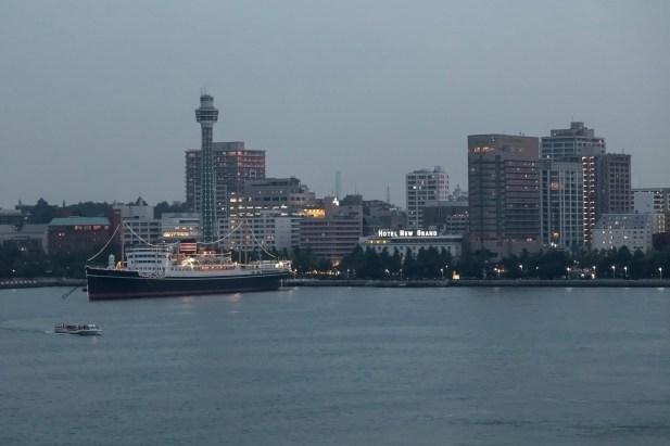 Yokohama, Dusk