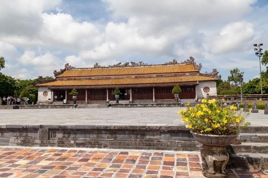 Palace Of Supreme Harmony