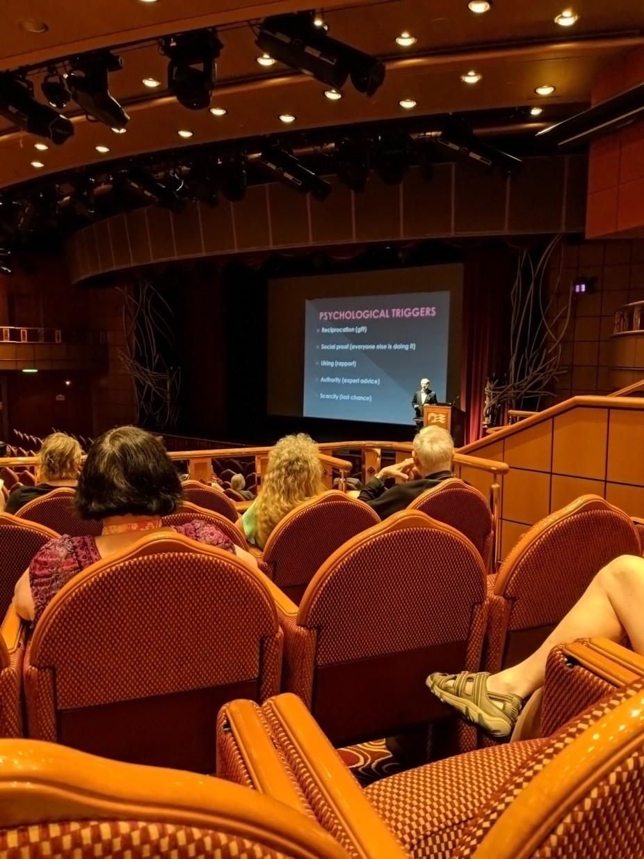 Princess Theatre Lecture