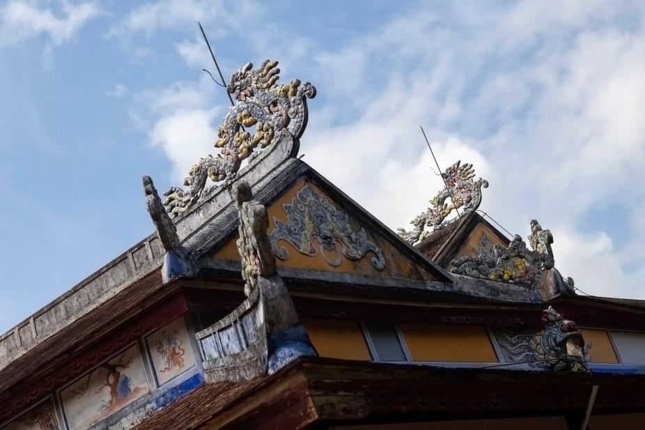 Ornate Roof