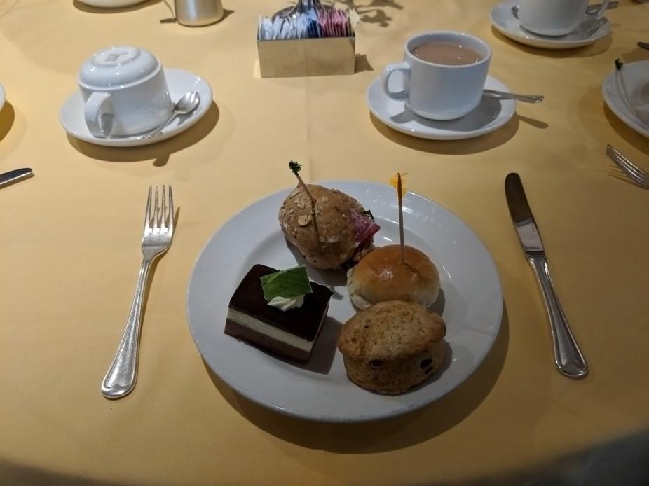 Princess Cruises Afternoon Tea