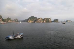 Ha Long Bay From Diamond Princess