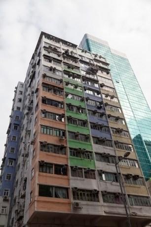 Hong Kong Buildings