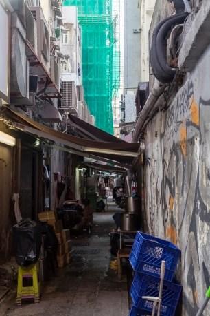 Hong Kong Streets