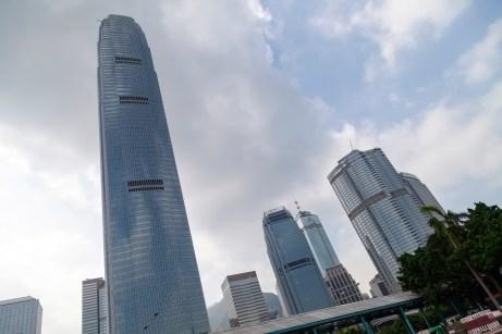 Hong Kong Island Buildings