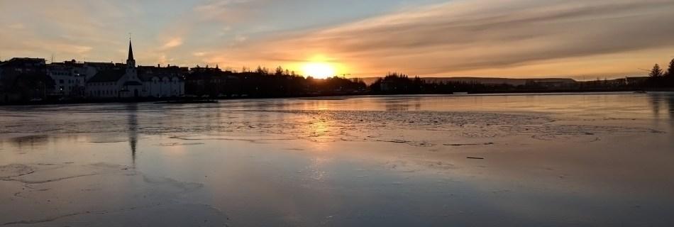 Tjörnin Sunrise