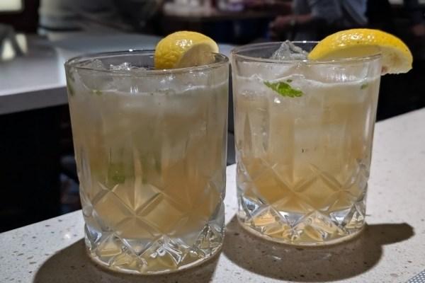 Salty Dog Cocktails
