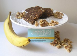 Jimmybar! No Bluffin' Banana Muffin