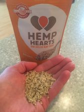How would I describe a Hemp Heart?