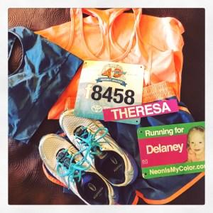 Flat Me - Grandma's Marathon 2016