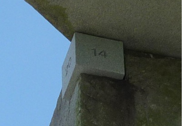 a mysterious  cube  was placed into the guidestones structure  does it bear a secret code