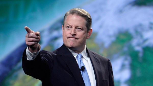 al gore is said to have made a fortune from global warming