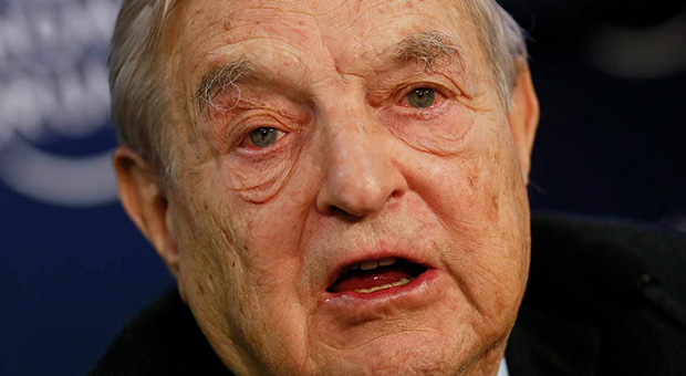 george soros says trump is destroying the  world he created
