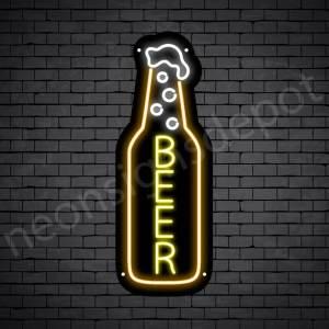 Beer Neon SigBeer Neon Sign single beer - 24x9n single beer - 24x9