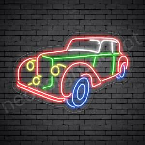 Car Neon Signs