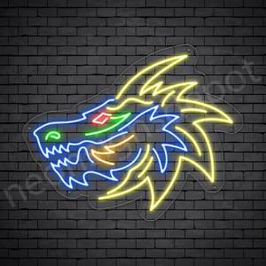 Dragon Neon Signs