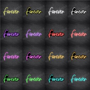 Forever V1 Neon Sign
