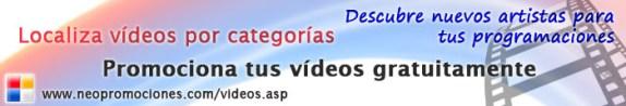 Buscador de vídeos - NeoPromociones