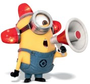 carl Minion bombero